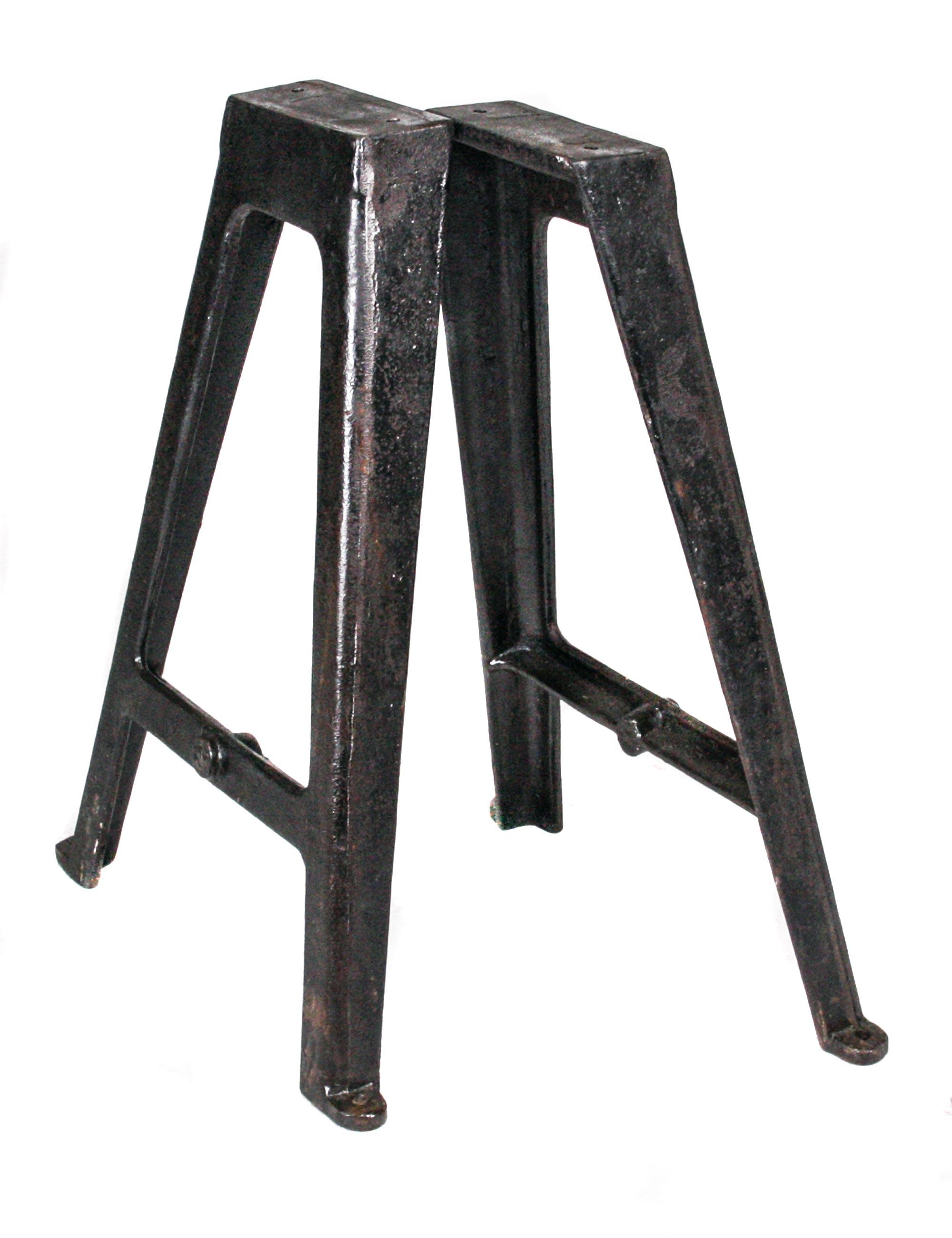 Tischgestell Maschinenfüße