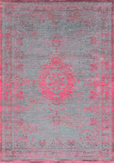Teppich Vintage Ombra Grigio Pink