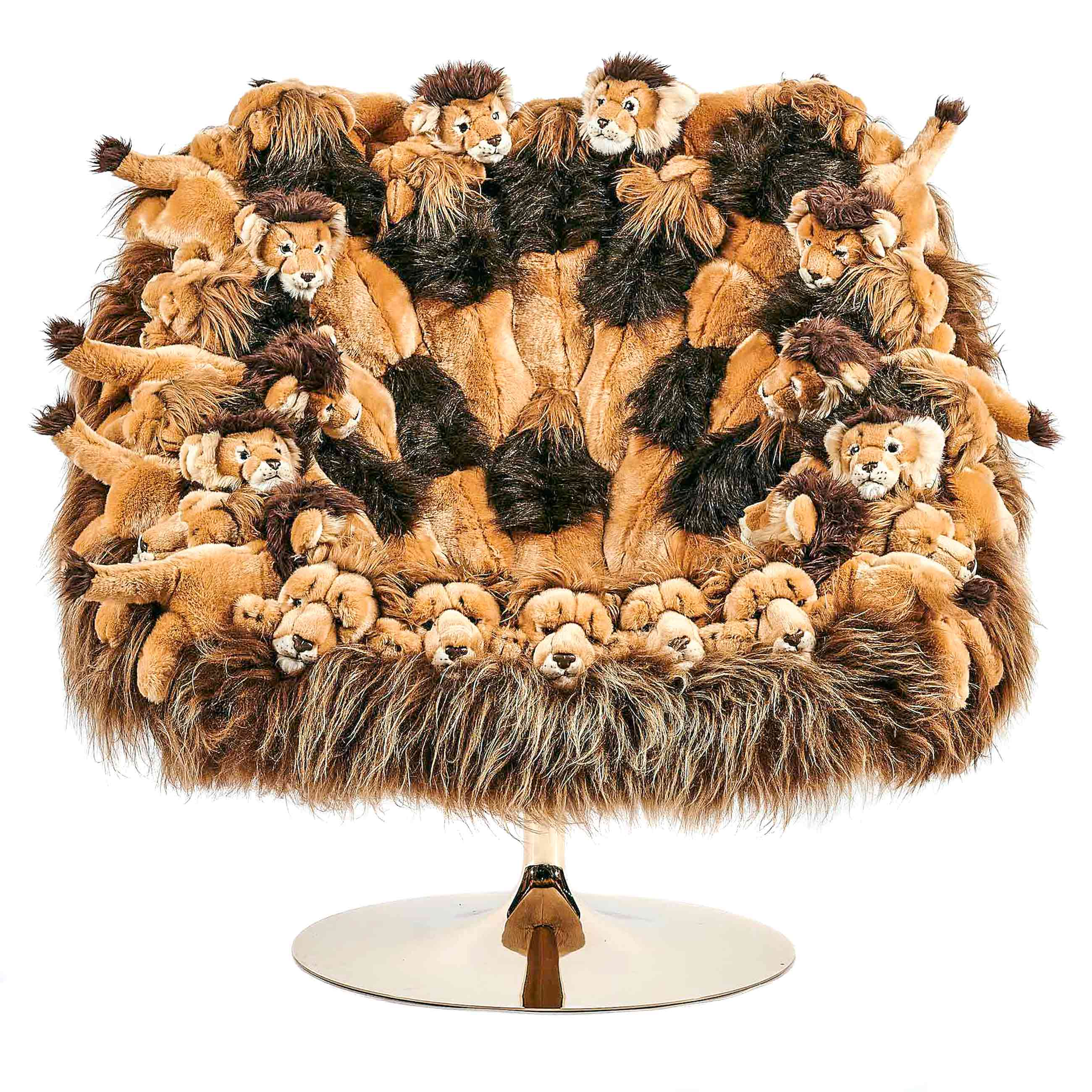 Löwen Sessel
