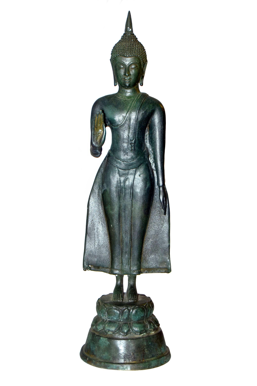 Buddha Abhaya Mudra