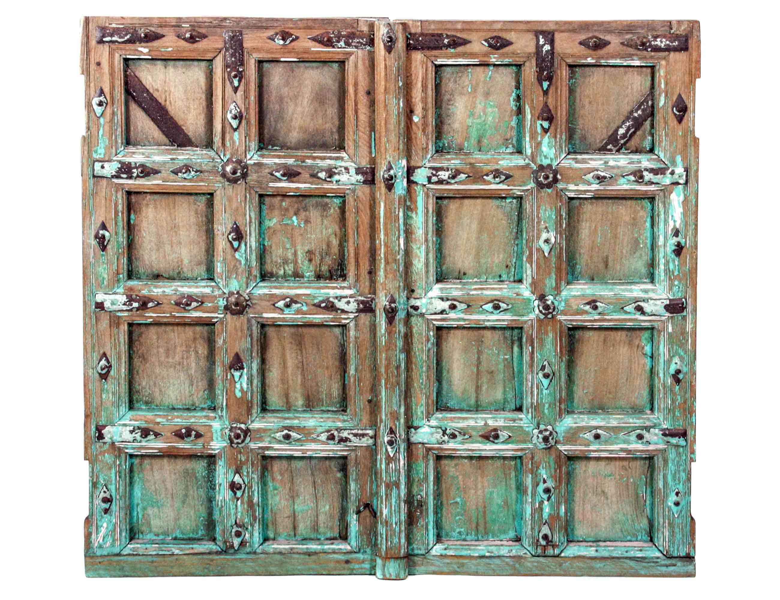 Haveli-Tür, 2-flügelig