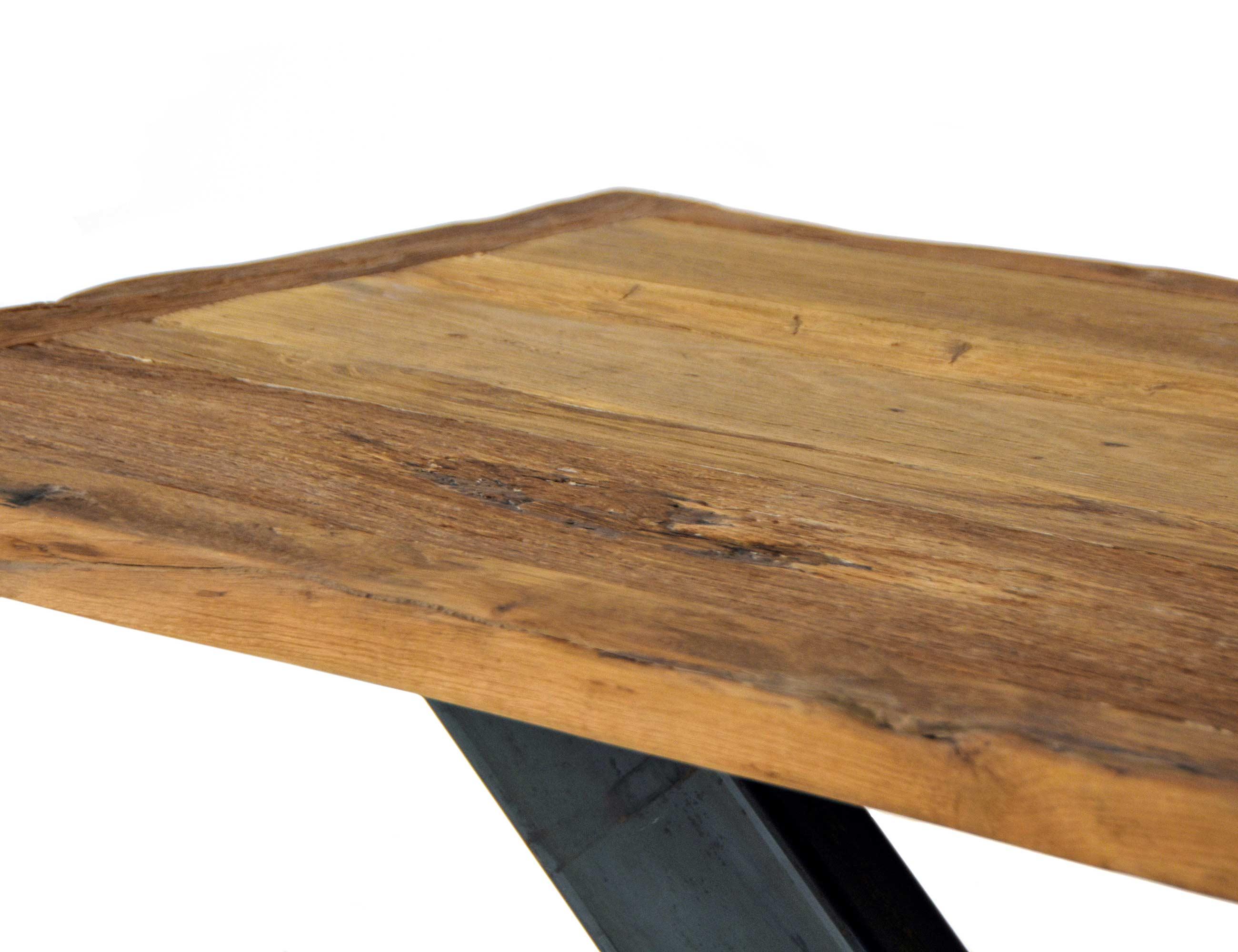 Tischplatte Eiche auf Möbelbauplatte