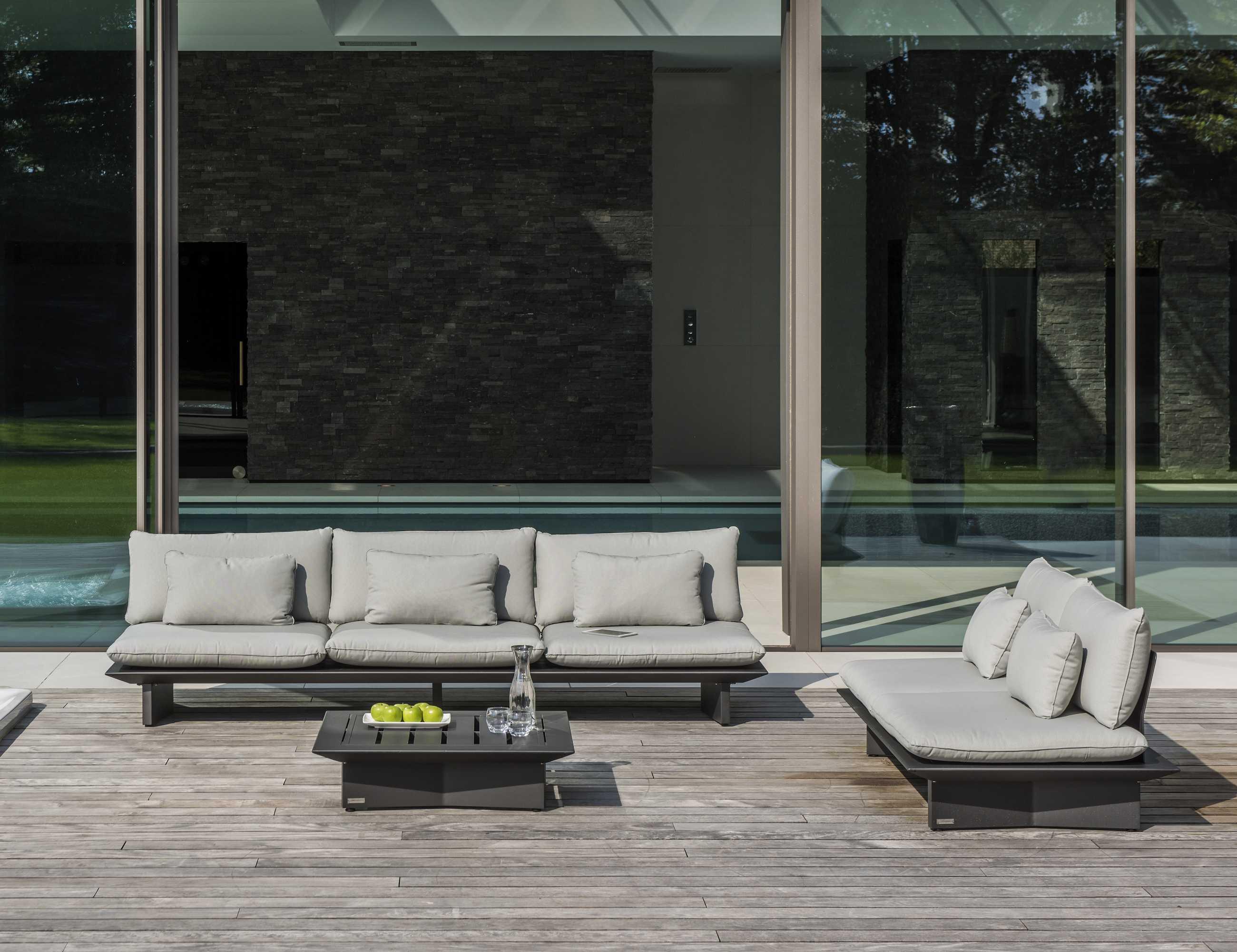Montreux Modul 2-Sitzer