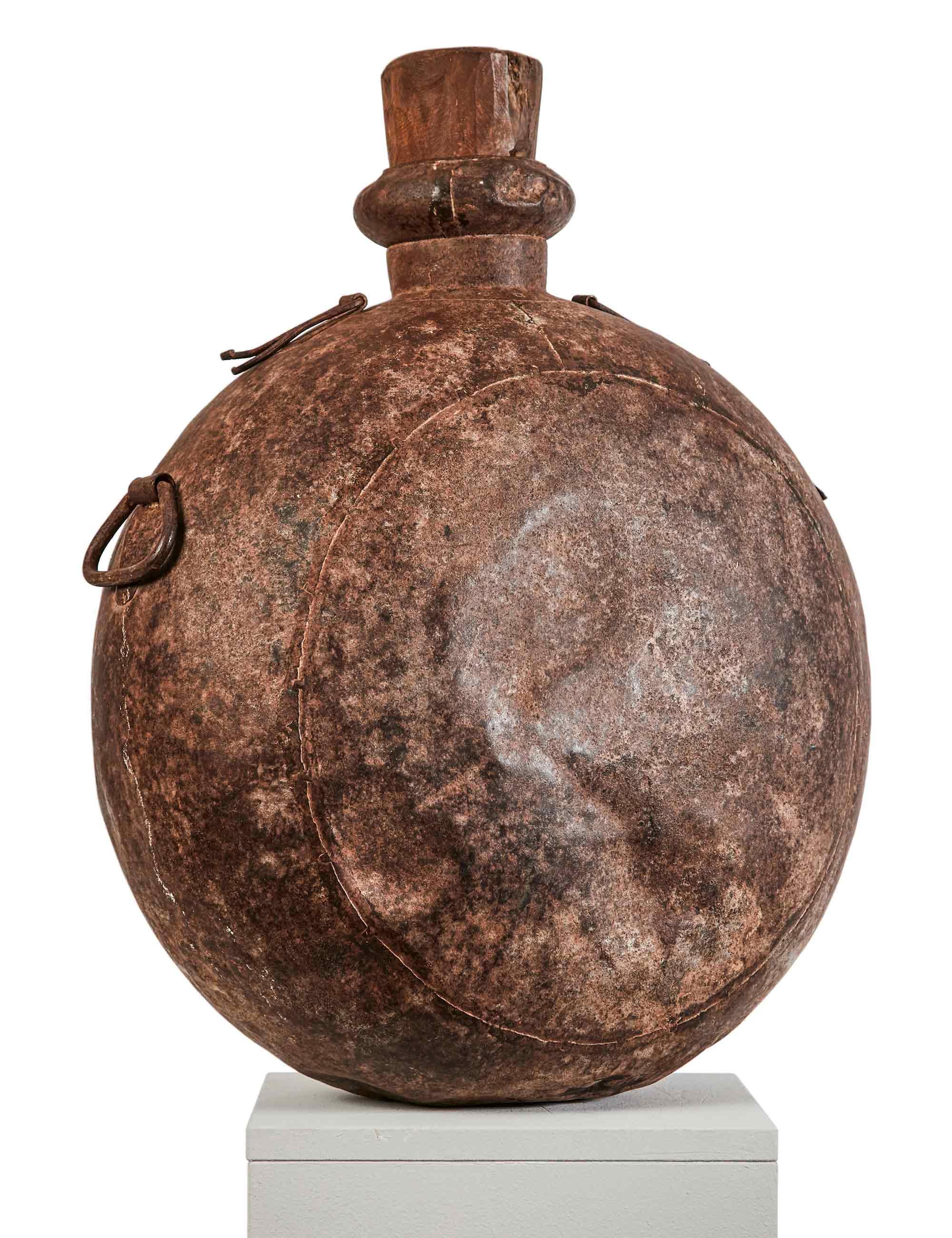Antike Wasserflasche, XL
