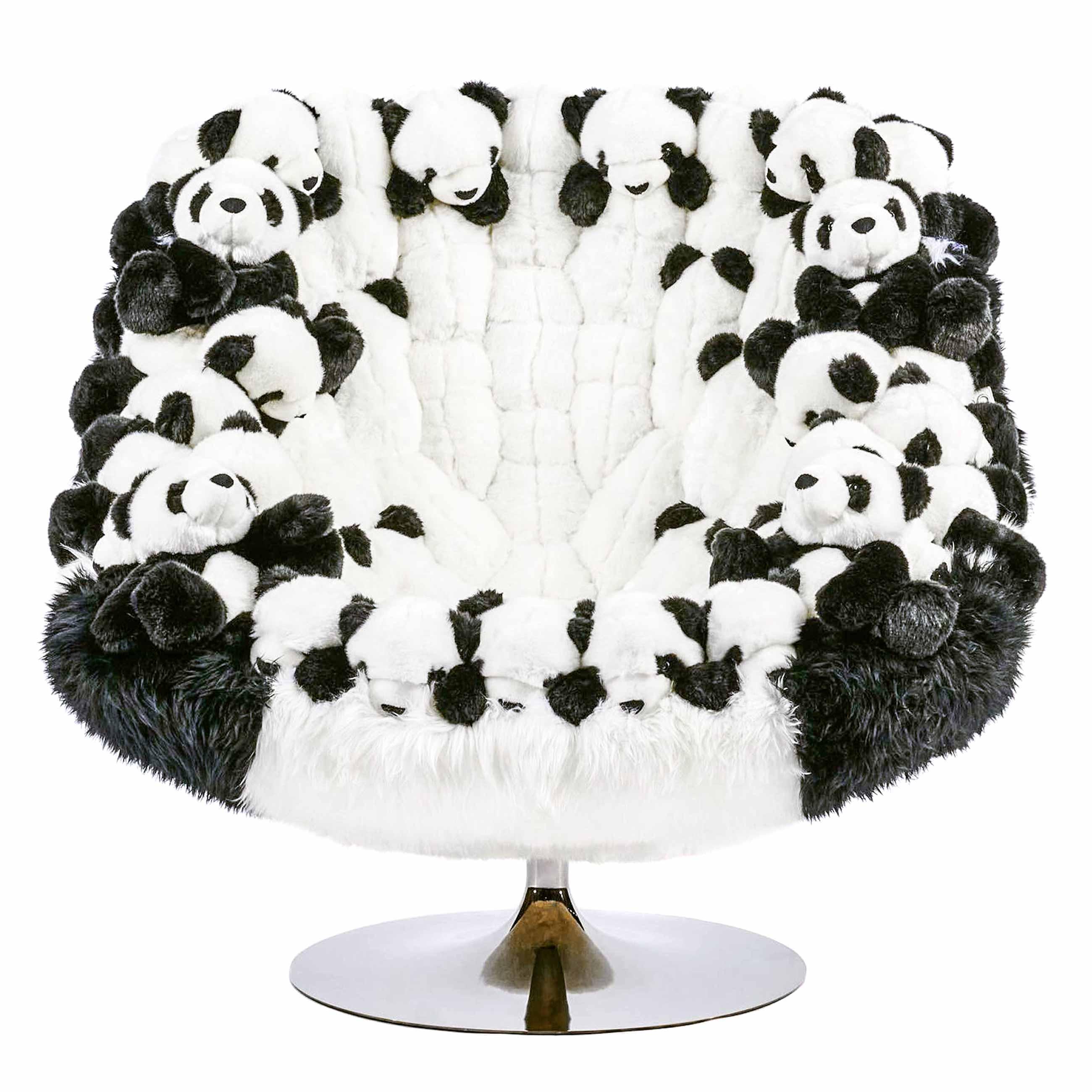 Panda Sessel