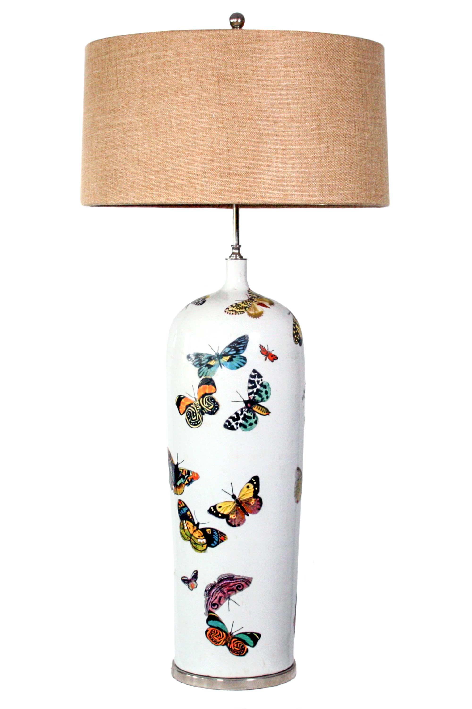 Tischleuchte Butterflies