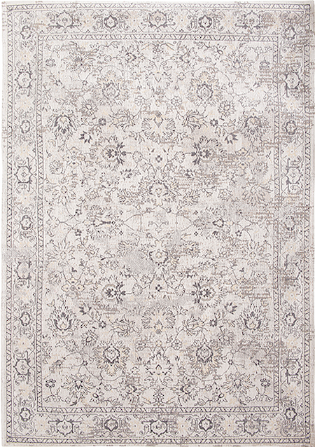 Teppich Vintage Allegro Bianco