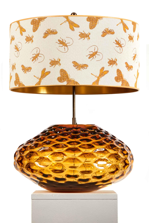 Tischleuchte Honeycomb